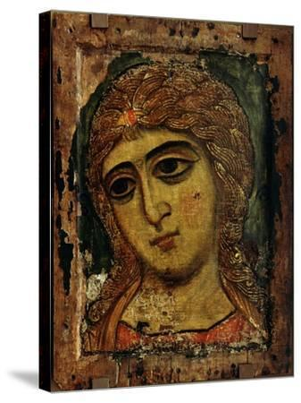 The Archangel Gabriel (The Angel With Golden Hair)--Stretched Canvas Print
