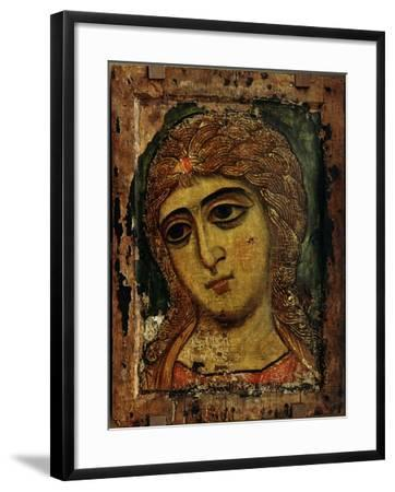 The Archangel Gabriel (The Angel With Golden Hair)--Framed Giclee Print