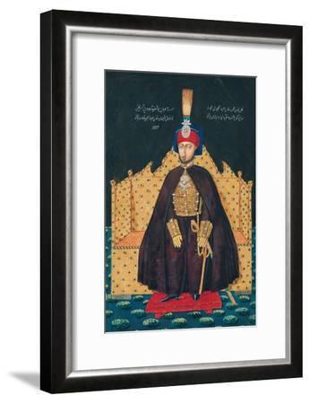 Sultan Abdulmecid I--Framed Giclee Print