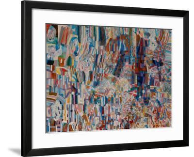 Composition-Pavel Nikolayevich Filonov-Framed Giclee Print