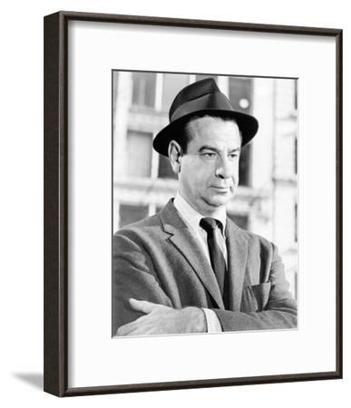 Walter Matthau, Mirage (1965)--Framed Photo