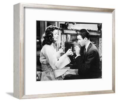 The Philadelphia Story (1940)--Framed Photo