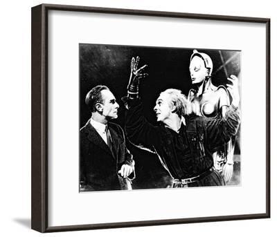 Metropolis (1927)--Framed Photo