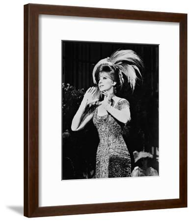 Barbra Streisand, Funny Girl (1968)--Framed Photo