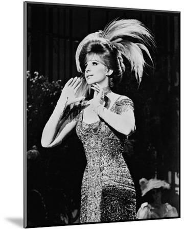 Barbra Streisand, Funny Girl (1968)--Mounted Photo