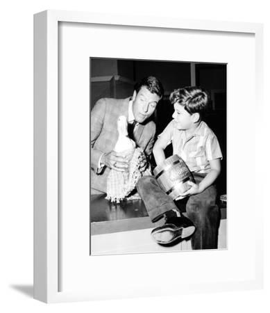 The Dick Van Dyke Show (1961)--Framed Photo