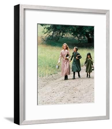 Little House on the Prairie (1974)--Framed Photo