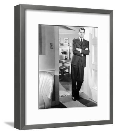 Notorious--Framed Photo