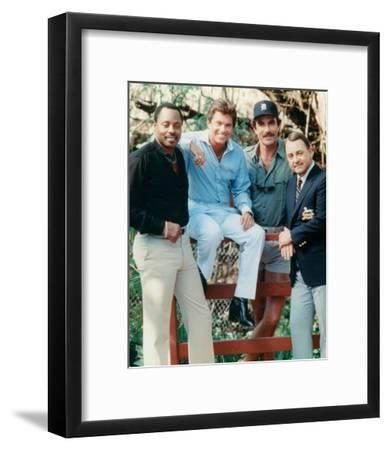 Magnum, P.I.--Framed Photo