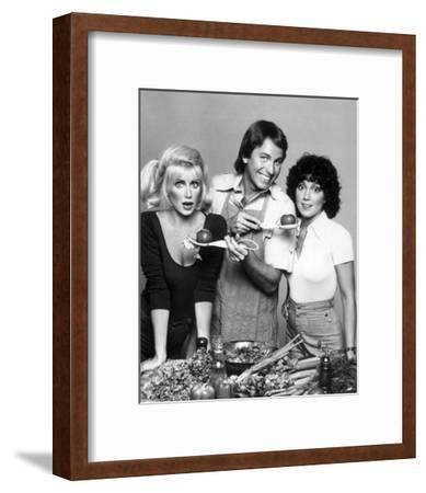 Three's Company (1977)--Framed Photo