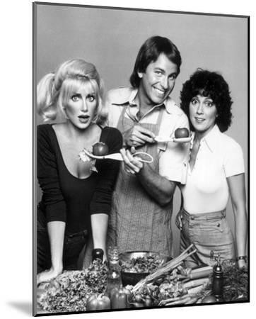 Three's Company (1977)--Mounted Photo