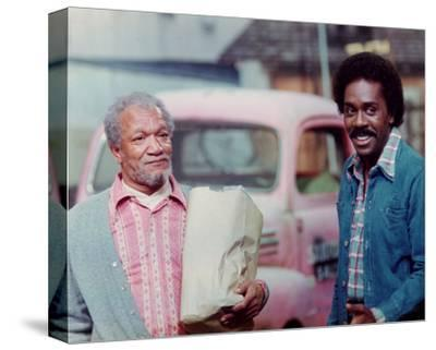 Sanford and Son (1972)--Stretched Canvas Print
