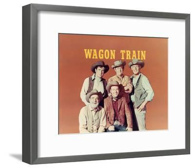 Wagon Train (1957)--Framed Photo