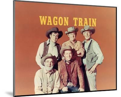 Wagon Train (1957)--Mounted Photo