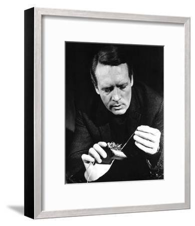 Patrick McGoohan, Danger Man (1964)--Framed Photo