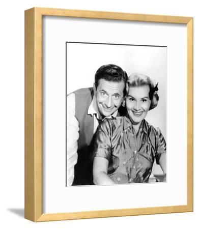 The Dick Van Dyke Show (1961)--Framed Photo