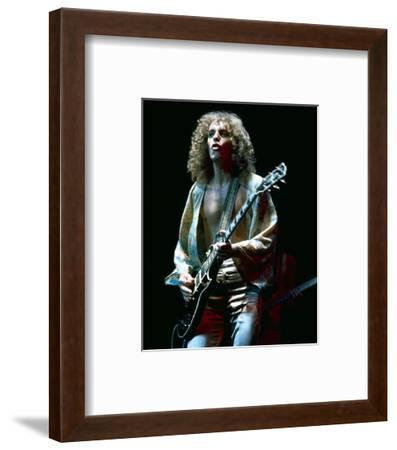 Peter Frampton--Framed Photo
