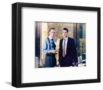 Wall Street (1987)--Framed Photo