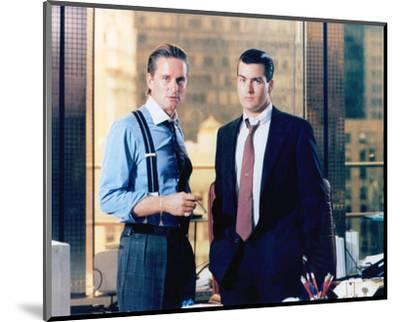 Wall Street (1987)--Mounted Photo