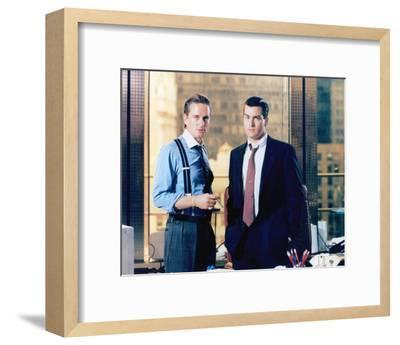Wall Street (1987)--Framed Photo