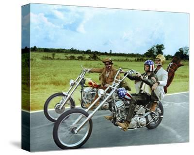 Easy Rider (1969)--Stretched Canvas Print