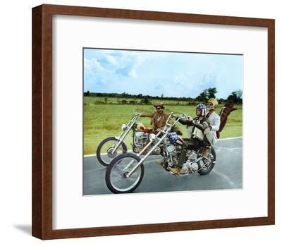 Easy Rider (1969)--Framed Photo