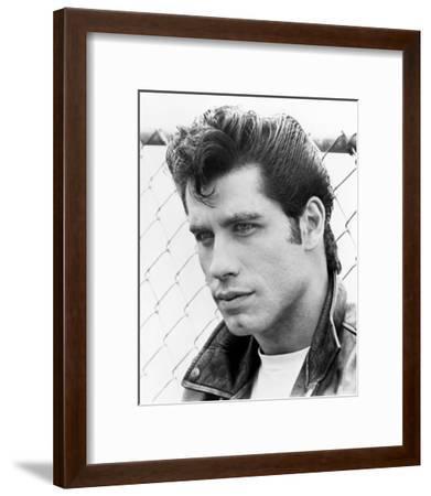 John Travolta, Grease (1978)--Framed Photo