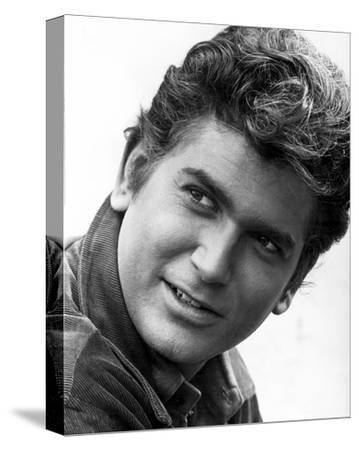 Michael Landon, Bonanza (1959)--Stretched Canvas Print