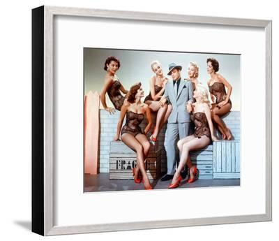 Guys and Dolls--Framed Photo
