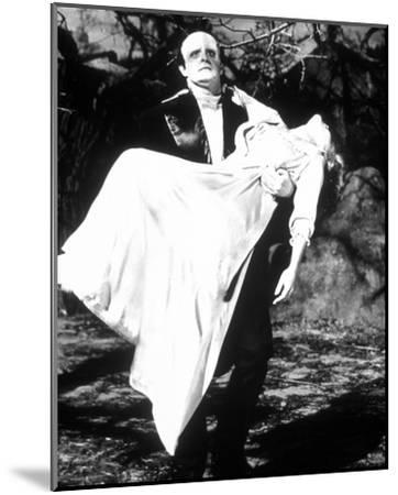 Peter Boyle, Young Frankenstein (1974)--Mounted Photo