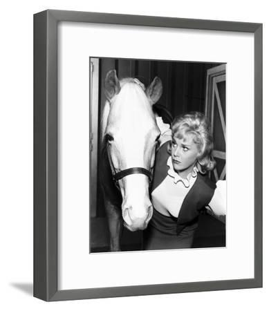 Connie Hines--Framed Photo