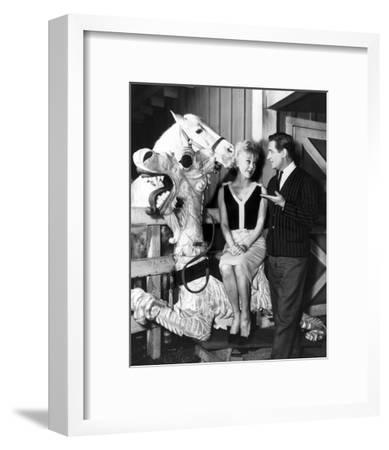 Connie Hines, mister ed (1958)--Framed Photo