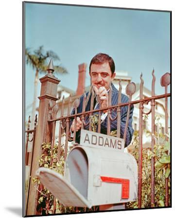 John Astin, The Addams Family (1964)--Mounted Photo
