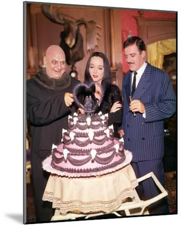 Carolyn Jones, The Addams Family (1964)--Mounted Photo