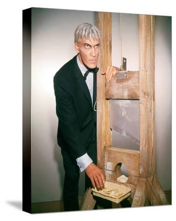 Ted Cassidy, The Addams Family (1964)--Stretched Canvas Print