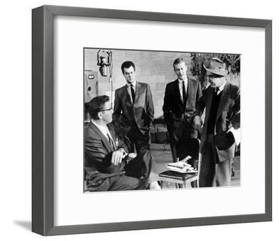 Burt Lancaster, Sweet Smell of Success (1957)--Framed Photo