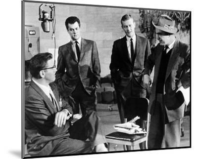 Burt Lancaster, Sweet Smell of Success (1957)--Mounted Photo