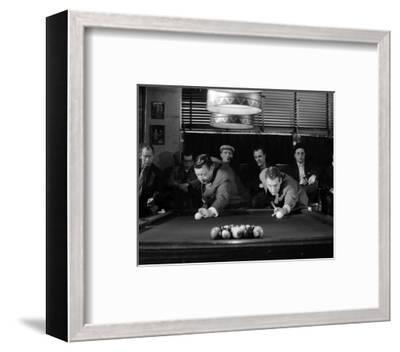 Paul Newman, The Hustler (1961)--Framed Photo