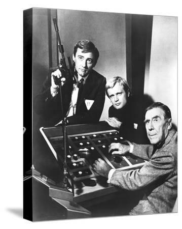 The Man from U.N.C.L.E. (1964)--Stretched Canvas Print