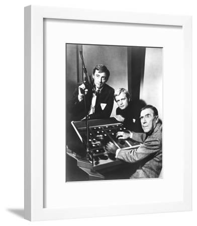 The Man from U.N.C.L.E. (1964)--Framed Photo