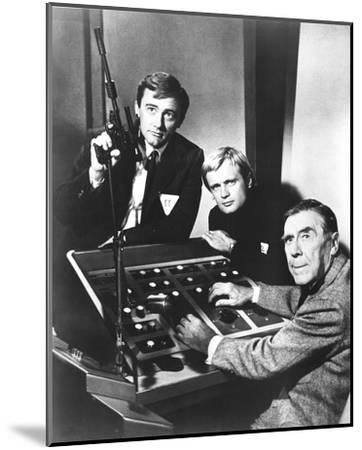 The Man from U.N.C.L.E. (1964)--Mounted Photo