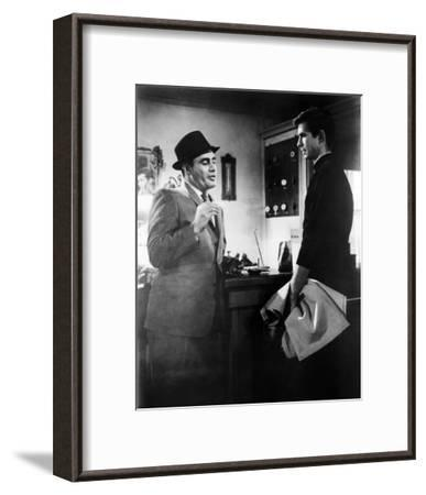 Anthony Perkins, Psycho (1960)--Framed Photo