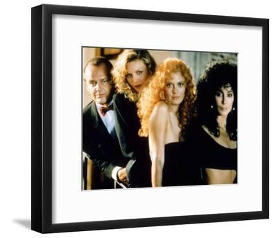 The Witches of Eastwick (1987)--Framed Photo