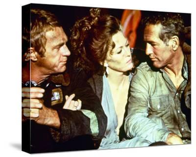 The Towering Inferno (1974)--Stretched Canvas Print