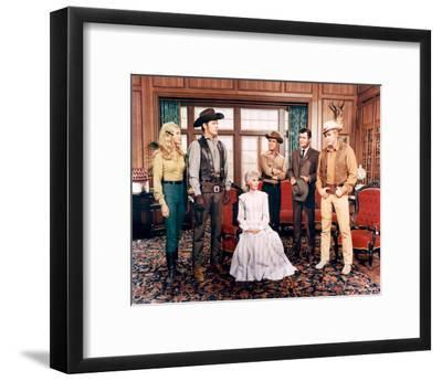 The Big Valley--Framed Photo