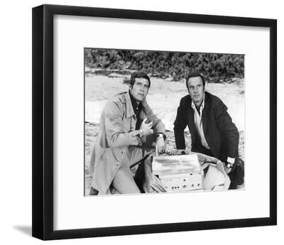 The Six Million Dollar Man (1974)--Framed Photo