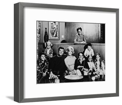The Brady Bunch--Framed Photo