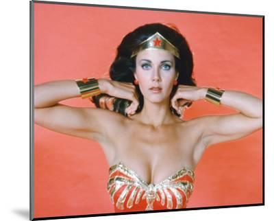 Wonder Woman--Mounted Photo