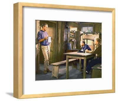 The Great Escape--Framed Photo
