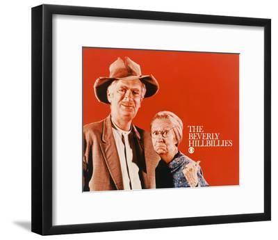 The Beverly Hillbillies (1962)--Framed Photo
